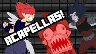 TOME Acapella Big Battles Reel