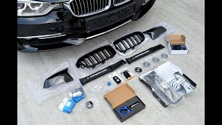 Top 10 ACCESSORIES For My BMW F30 / Part 1
