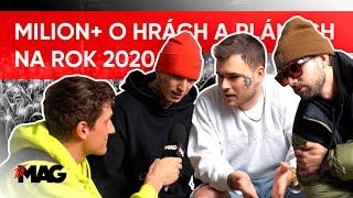 MILION+ O VIDEOHRÁCH A PLÁNECH NA ROK 2020?
