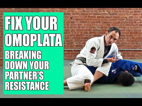 Omoplata (BJJ Submission) Breakdown
