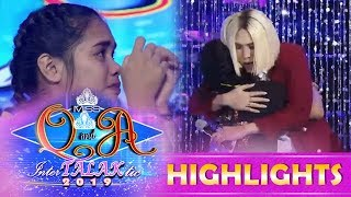 It's Showtime Miss Q & A: AR gets in tears after seeing Vice in person