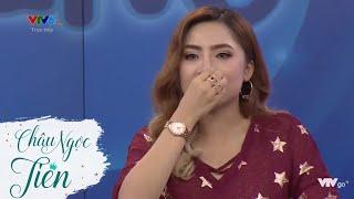 Châu Ngọc Tiên xúc động rơi nước mắt khi bất ngờ gặp ba Châu Thanh