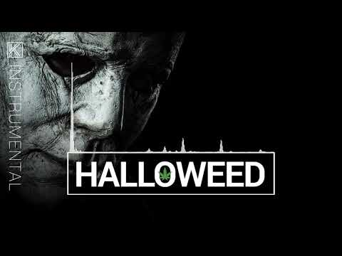 Dark Hip Hop Halloween Rap Beat (With HOOK) Instrumental 2018 (KayEvinMusic)