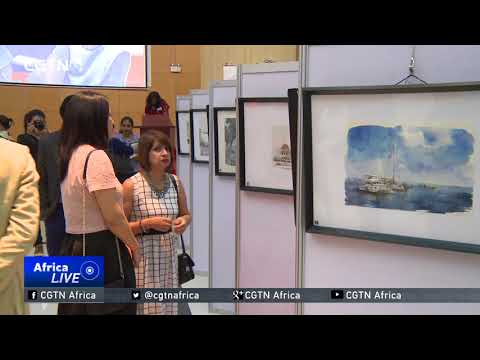 Exploring Chinese and Mauritian culture through art