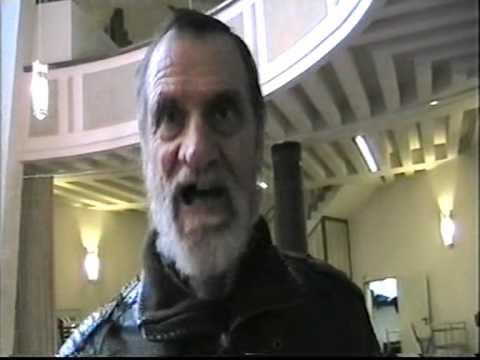 Das besondere Interview (1), Gert Franz aus München.