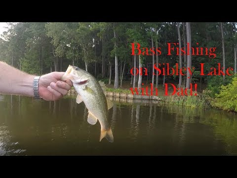 Fishing With Our Dad On Sibley Lake | The Conley Boys