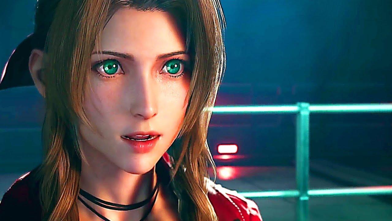 FINAL FANTASY 7 REMAKE Bande Annonce du thème (2020) PS4 / Xbox One