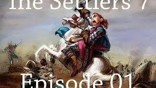 The Settlers 7 - La création d