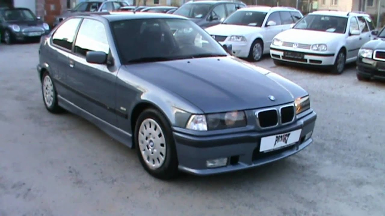 1999 bmw 316i compact m optik full review start up engine. Black Bedroom Furniture Sets. Home Design Ideas