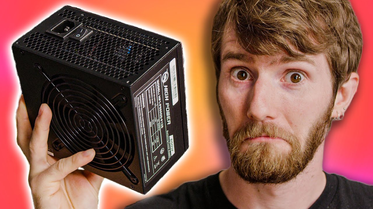 This is NOT a normal power supply... - ATX 12VO