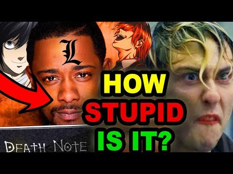 How Awful Is the Death Note Netflix Movie? Death Note Movie Review