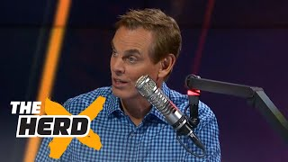 Schedule-gate: Is the Patriots' schedule too easy? | THE HERD