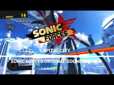 Sonic Forces OST   Capital City