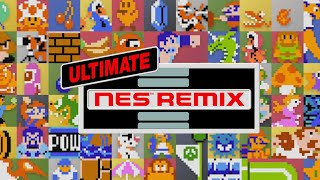 First 30 Minutes: Ultimate NES Remix [3DS]