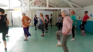 Gym suédoise pour les seniors du Secours populaire de Paris !