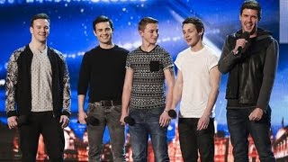 Collabro (Audition - Britain's Got Talent 2014) - [Legendado - PT/BR]