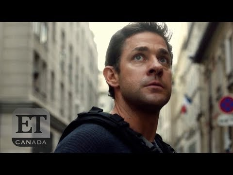 The Most Jack Ryan-Like Actors To Have Played The CIA Agent