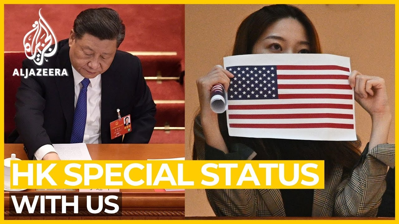 What To Know About Hong Kong's Special Status And What ...