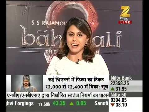 Thumbnail: Bahubali 2 : The Conclusion all set to break records of income, fans go crazy for buying tickets