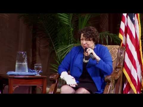 A Conversation with Justice Sonia Sotomayor at Oklahoma City University