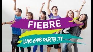 Fiebre by Ricky Martin | Live Love Party™ | Zumba® | Dance Fitness