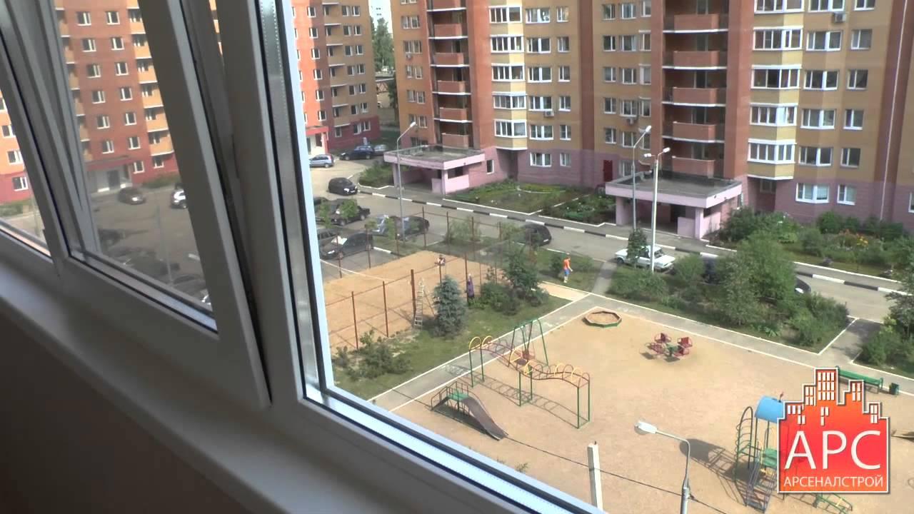 Капитальный ремонт балкона в новостройке от арсеналстрой - y.