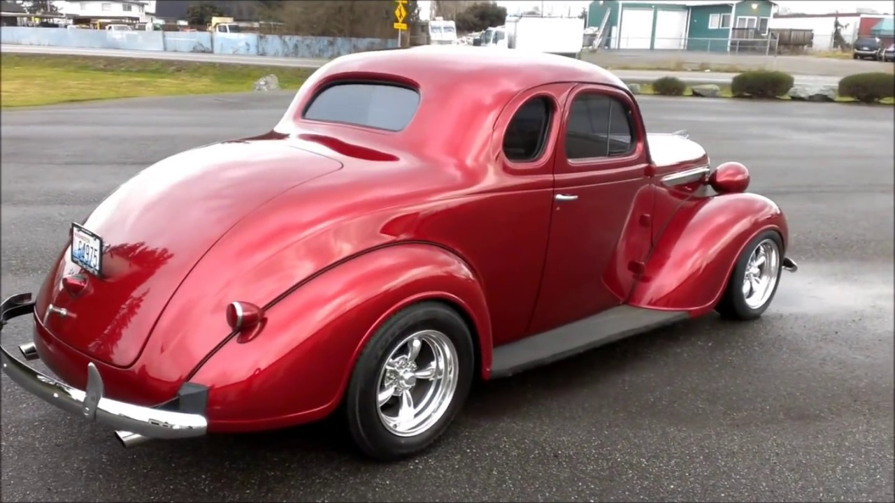 1933 Plymouth Coupe For Sale Craigslist >> 1938 Plymouth Business Coupe - YouTube