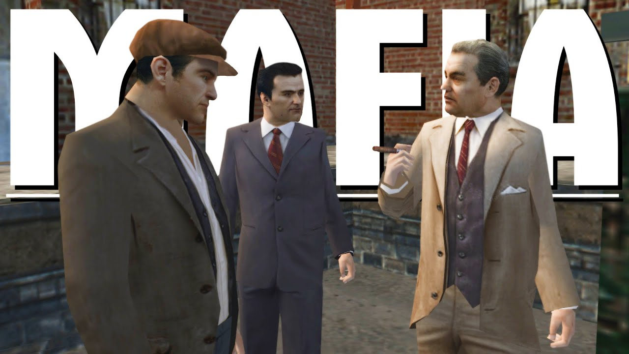 Mafia 1 | Just For Relaxation