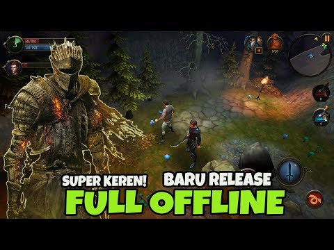 BARUU!! GRAPHIC BAGUS DAN OFFLINE RPG!! ARCANE QUEST LEGENDS Gameplay Android