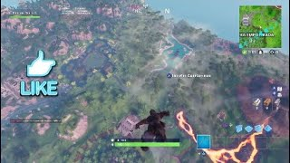 Fortnite Secret Star (BANER) Semaine 6 saison 8 emplacement