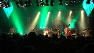 "Railroad Earth ""Dandelion Wine"" 1-21-14 SET II George"