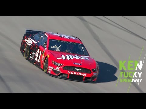 Monster Energy NASCAR Cup qualifying results at Kentucky: Daniel Suarez makes decisive pole run