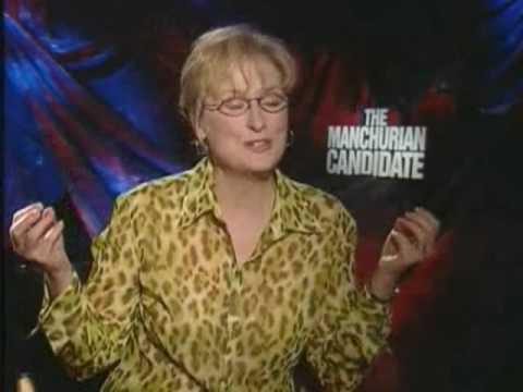 "Meryl Streep & Denzel Washington - ""The Manchurian Candidate"" Interview"
