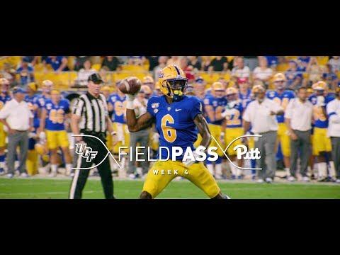 Pitt Football | Field Pass Vs. UCF