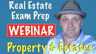 Property Ownership Real Estate Exam