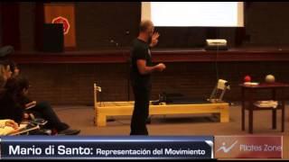 VI CONGRESO DE PILATES ZONE  .DIsertacion Prof. Mario Di SantoRepresentación del Movimiento