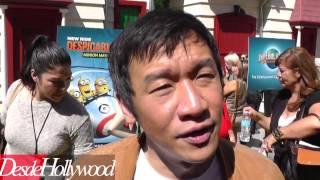 Chin han: marvel vs wb movies, ben affleck's batman