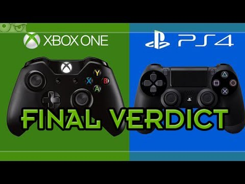 Xbox One Vs. PS4 - My Final Verdict (I Own Both)