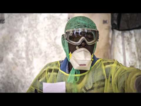 Democratic Republic of Congo. Ebola virus.