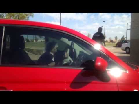 OKC Panhandler Busted & Confronted