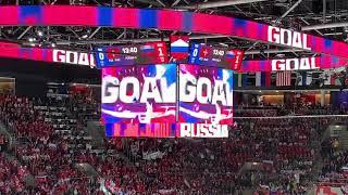 матч Швейцария Россия первый гол россиян видео с трибуны 19 мая ЧМ 19 Братислава