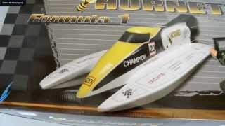 **HobbyKing Formula 1 Racing Boat Hornet**UnBoxed***Tybo's RC Motorsports** Pure RC 4x4