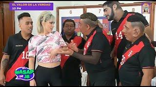 Los chicos de la selección le enseñarán a bailar salsa al 'Orejas' - El Wasap de JB