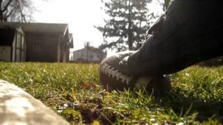 shoe crushes foot ball Thumbnail