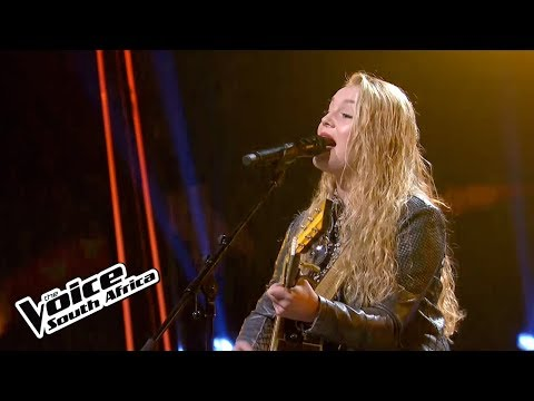 Tasché Burger – 'The Story' | KnockOuts | The Voice SA | M-Net