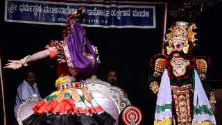 Yakshagana Manmatha by Chandrashekara Dharmasthala Padya Puthige 2