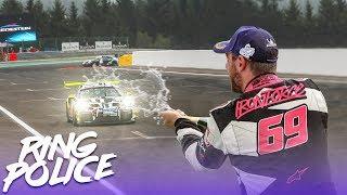 Godehardt is ON FIRE! | GT2 Supersportscar Spa - Race2