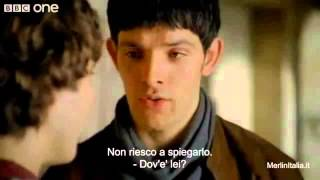 Merlin & Mordred - Seconda preview episodio 5x11 - Sub ita