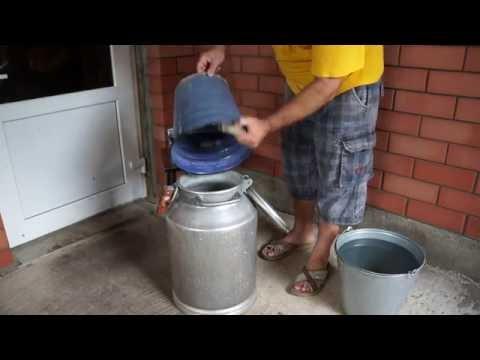 Как сделать брагу \ How to make moonshine