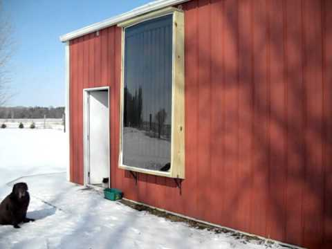 POP CAN SOLAR PANELS FREE HEAT/UP TO 210DEG/NO BLOWER NEEDED